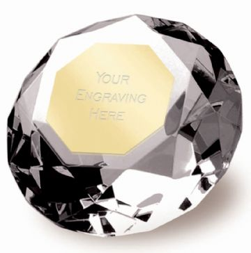OK007 Clarity Clear Diamond Award